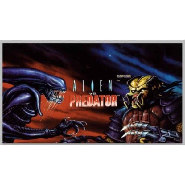 Alien Vs Predator Large Header Marquee