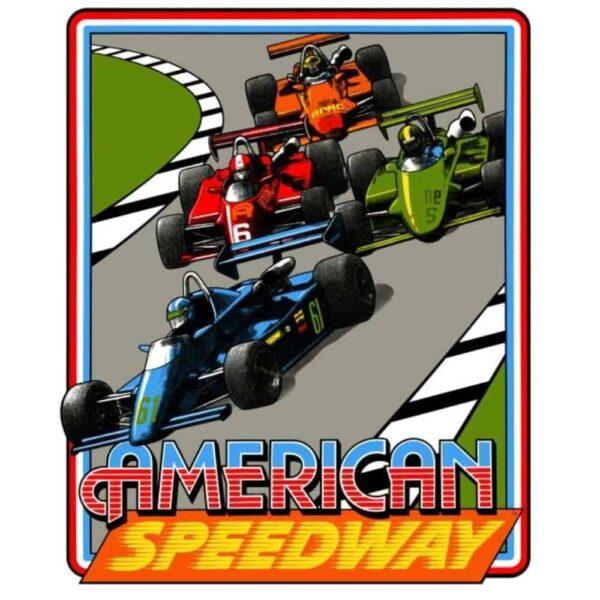 American Speedway sideart