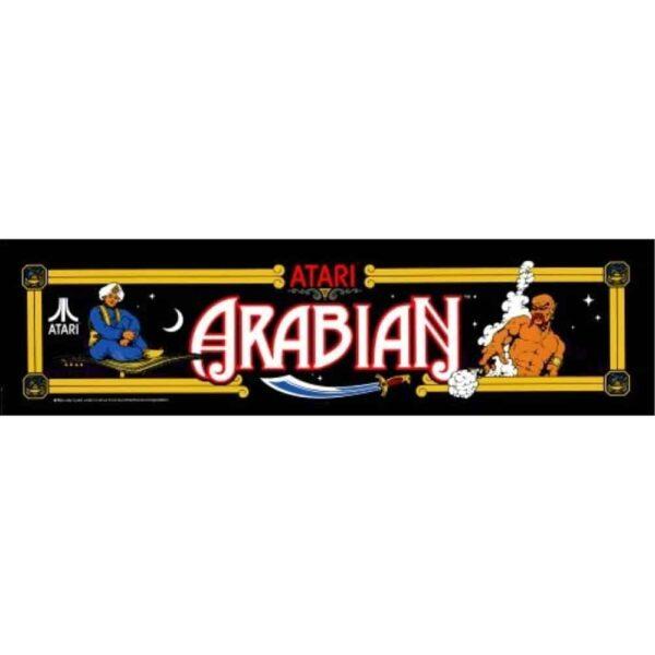Arabian Marquee