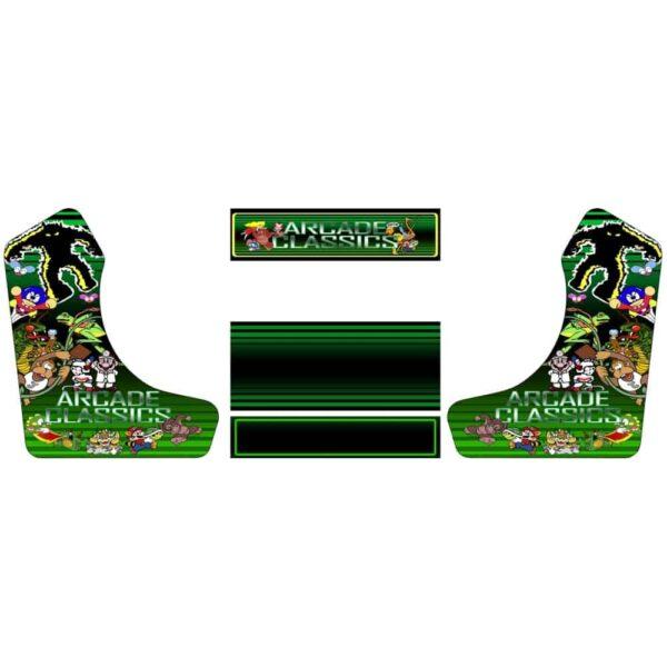 Arcade Classic Green lrg sca1 1000