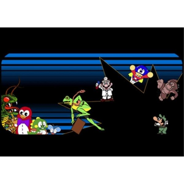 Arcade Classics BLUE CPO
