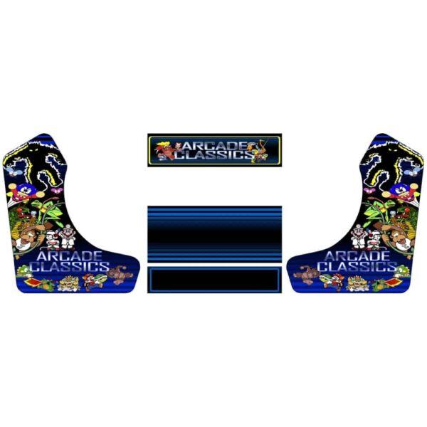 Arcade Classics Blue lrg sca1 1000 1