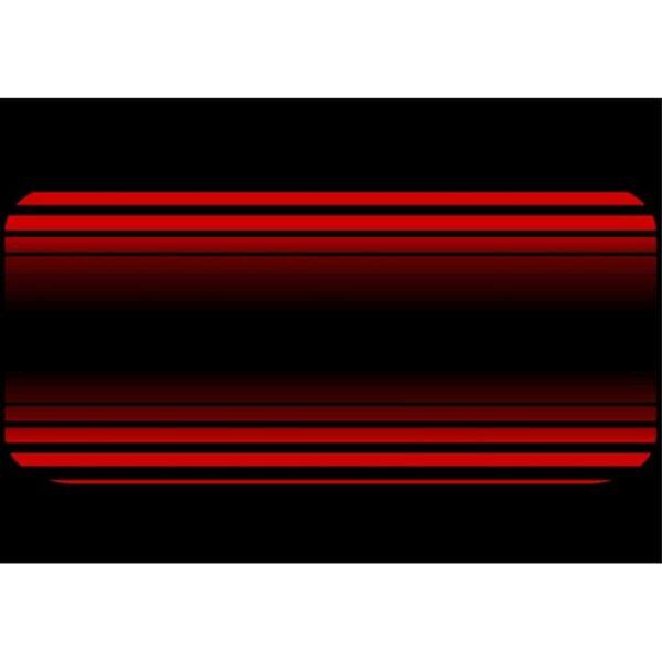 Arcade Classics RED Kick Panel