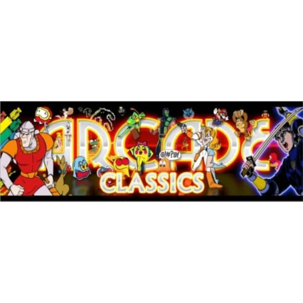Arcade Classics aka Emulator