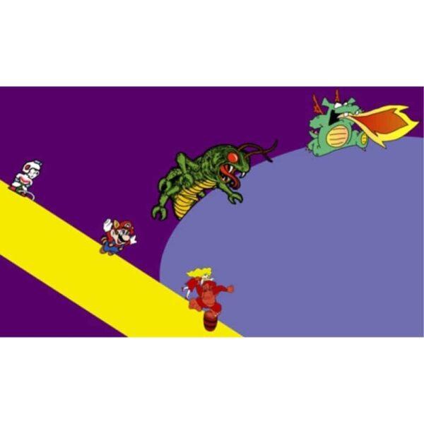 Arcade classics PURPLE classic themed CPO
