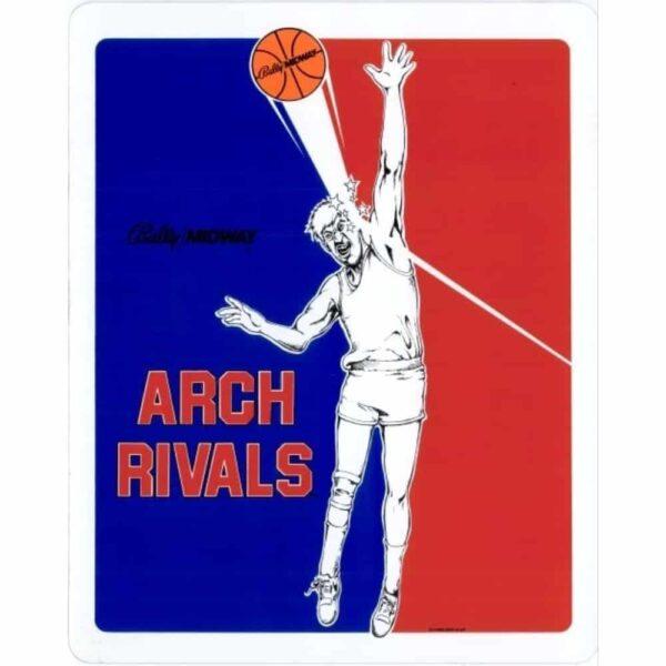ArchRivals Sideart