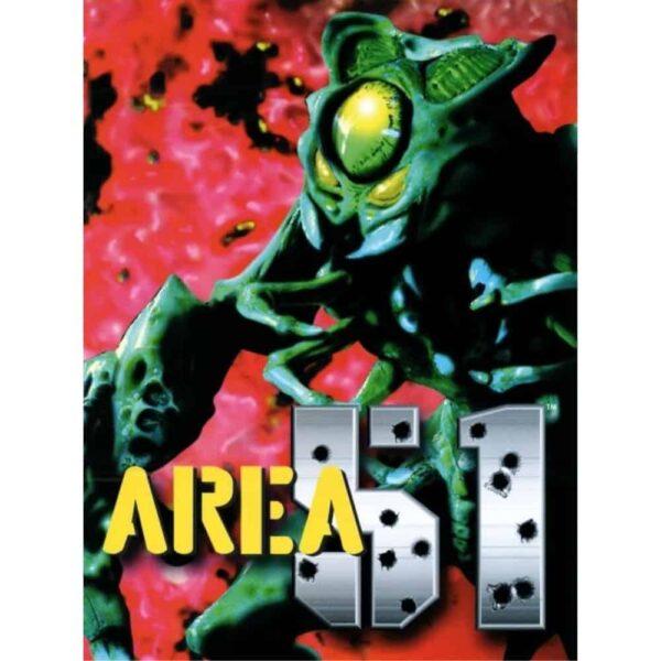 Area51 sideart