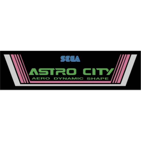 Astro City Marquee