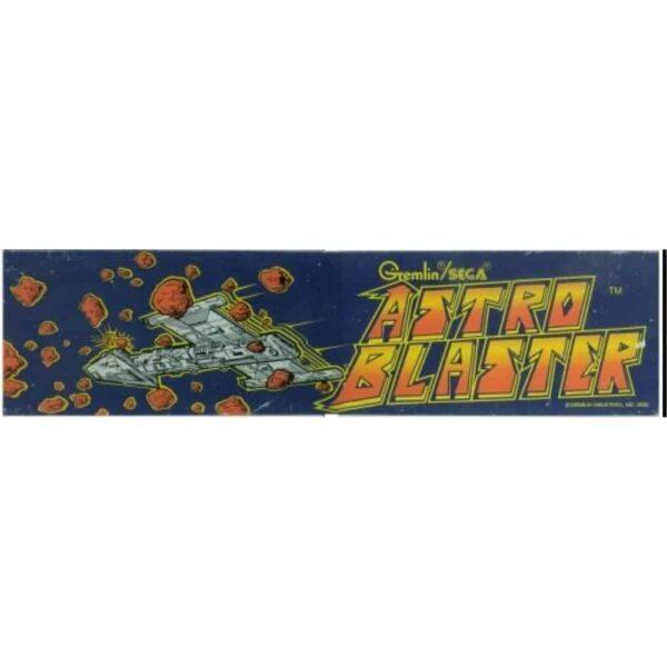 Astro blaster Marquee