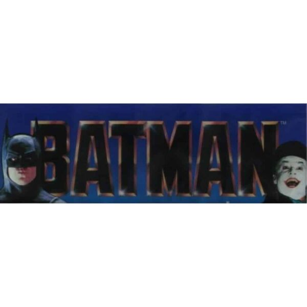 Bat man Marquee 1