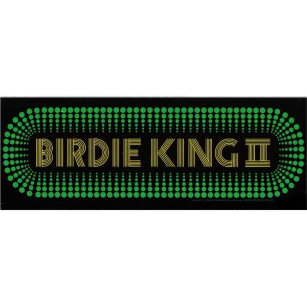 Birdie King 2 Marquee