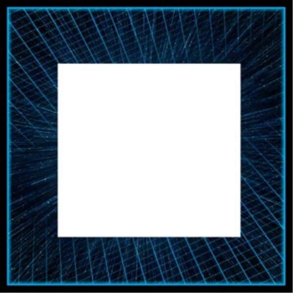 Blue Blast grid bezel