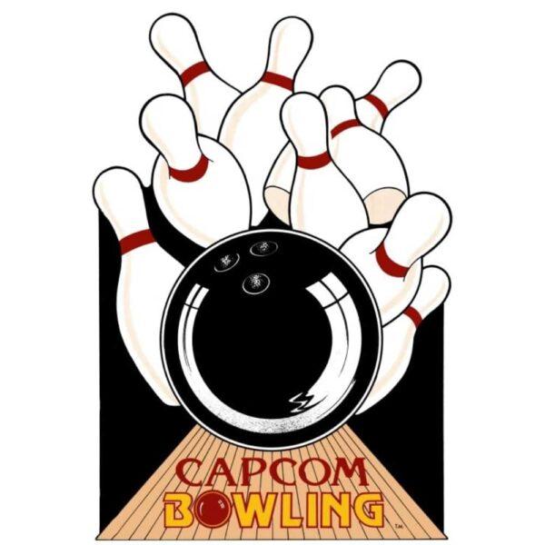 Capcom Bowling sideart