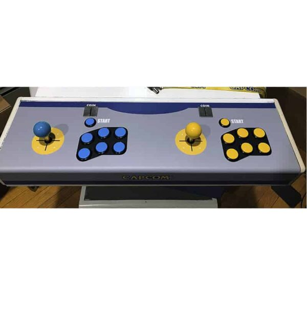 Capcom Q GrandAm 25 Reproduction Control Panel