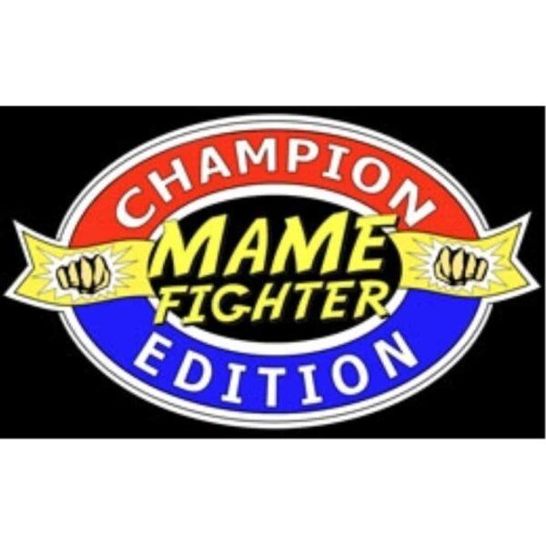 Champion edition Side Art