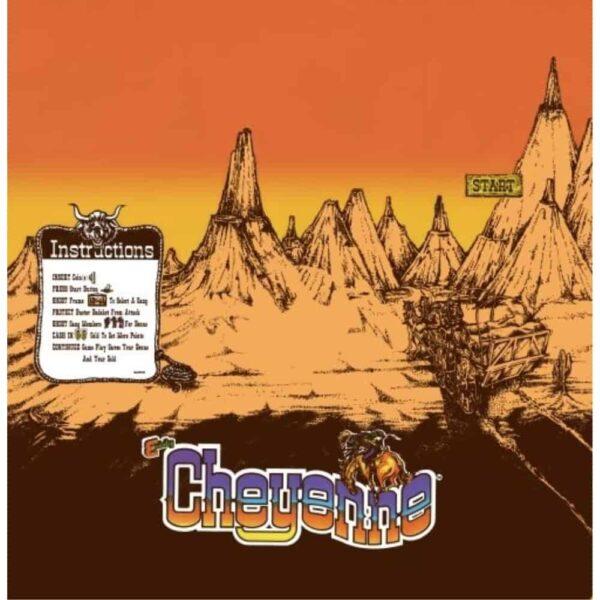 Cheyenne cpo