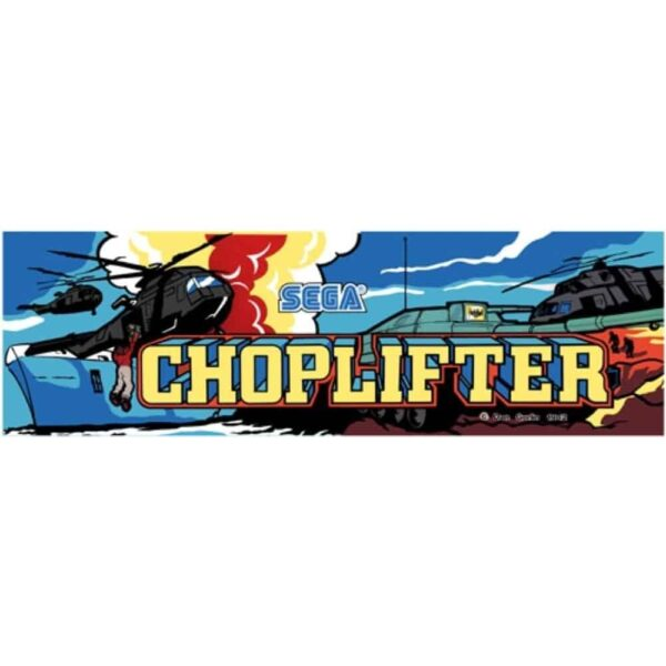 Choplifter Marquee