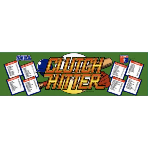 Clutch Hitter marquee