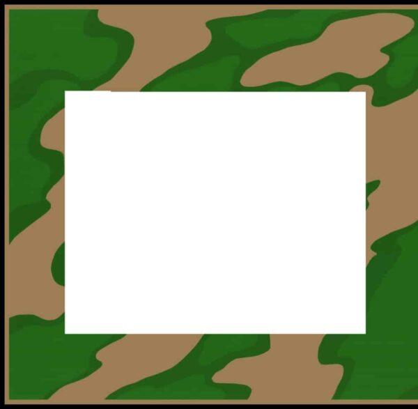 Commando Generic Military bezel