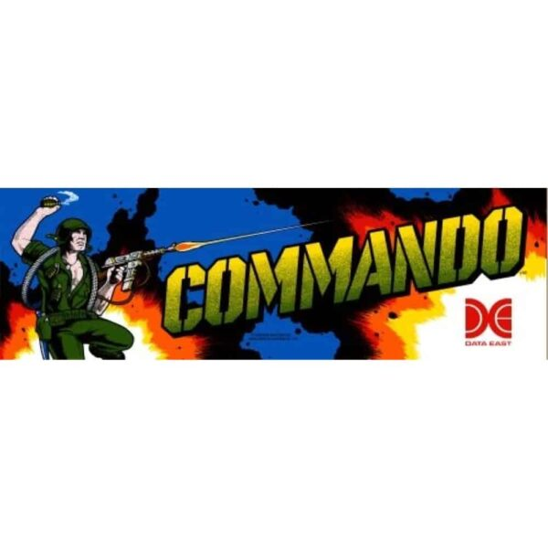 Commando Marquee