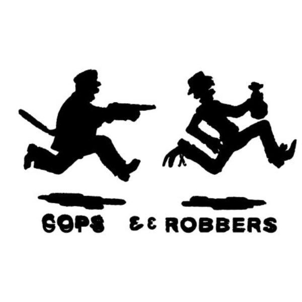 Cops robbers sideart