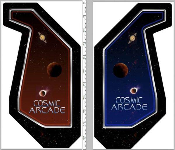 Cosmic Side Art 1