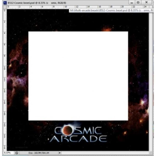Cosmic bezel