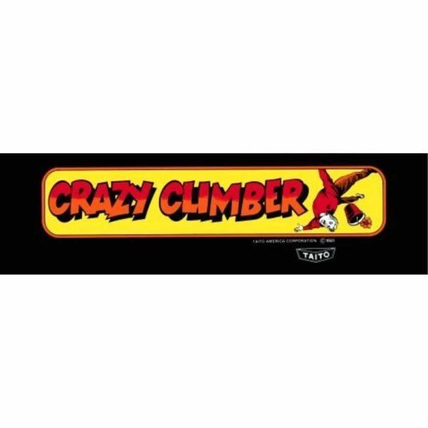 Crazy Climber Cabaret Marquee 1