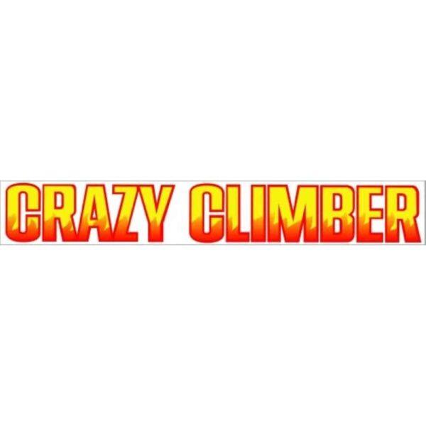 CrazyClimber sideart