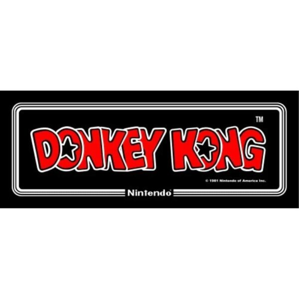 Donkey Kong Cabaret Marquee