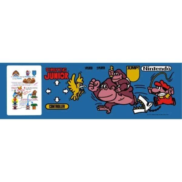 Donkey Kong Jr CPO 1