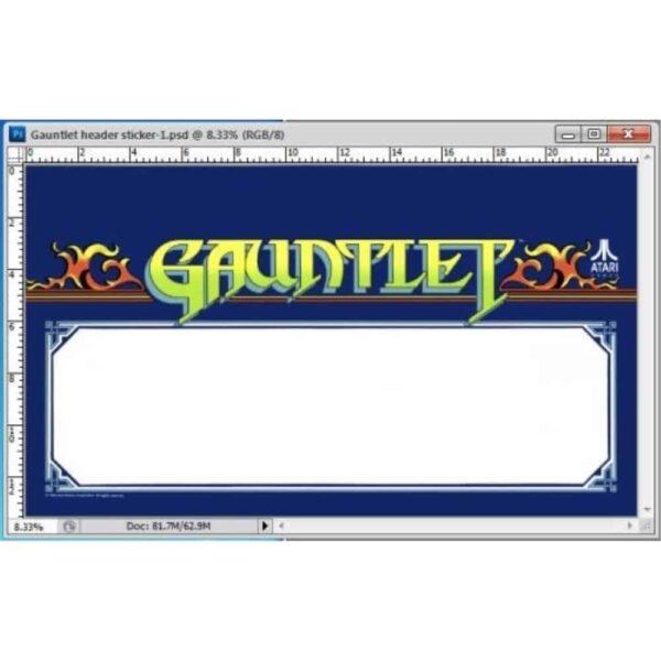 Gauntlet Marquee