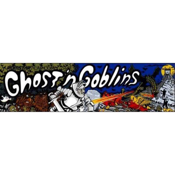 Ghosts N Goblins Marquee Romstar