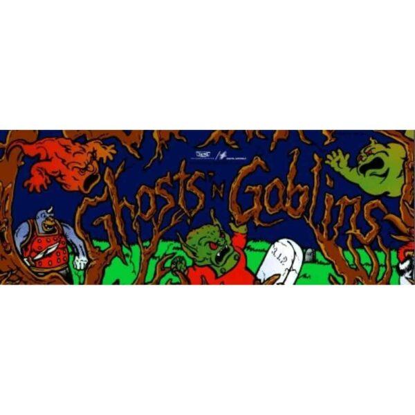 Ghosts n goblins Marquee2