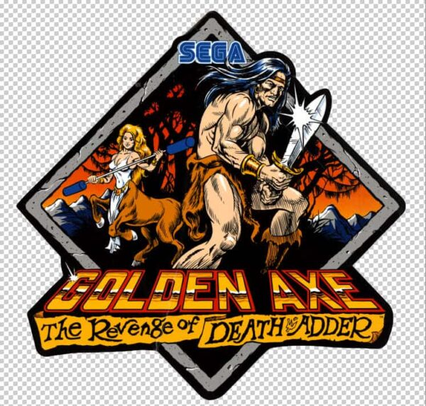 Golden Ax Revenge of the Death Adder