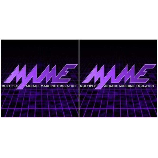 Grid Purple Side Art