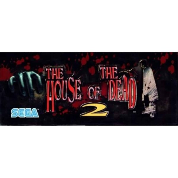 House of the Dead 2 Marquee 1
