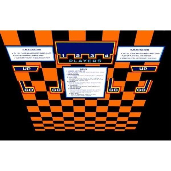 Hyper Sport CPO orange