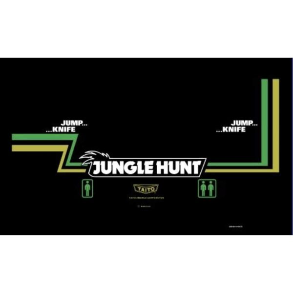 Jungle Hunt CPO ai