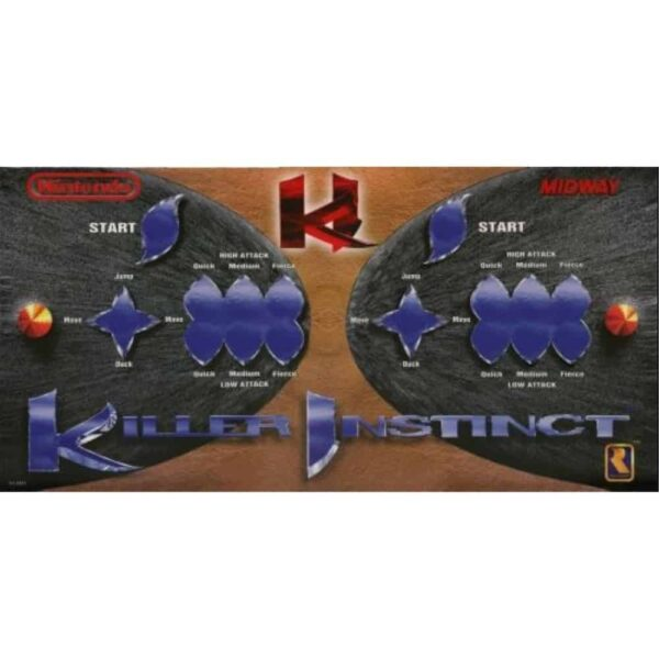 Killer Instinct cpo 1 1