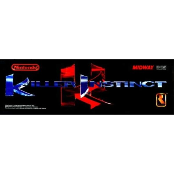 Killer Instinct marquee