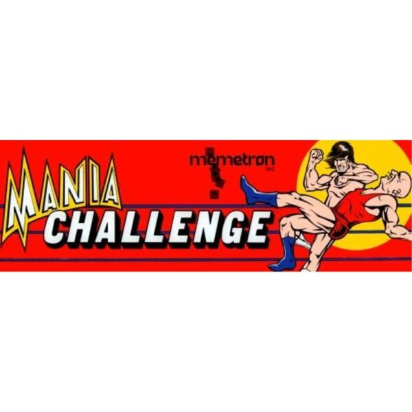 Mania Challenge marquee