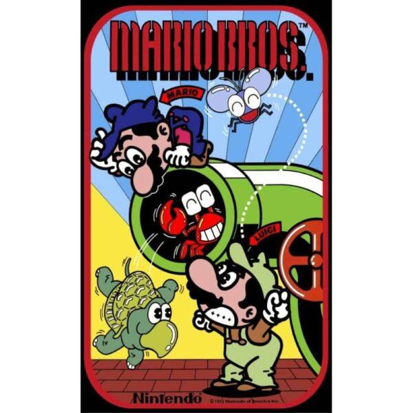 MarioBros sideart myversion 2 1