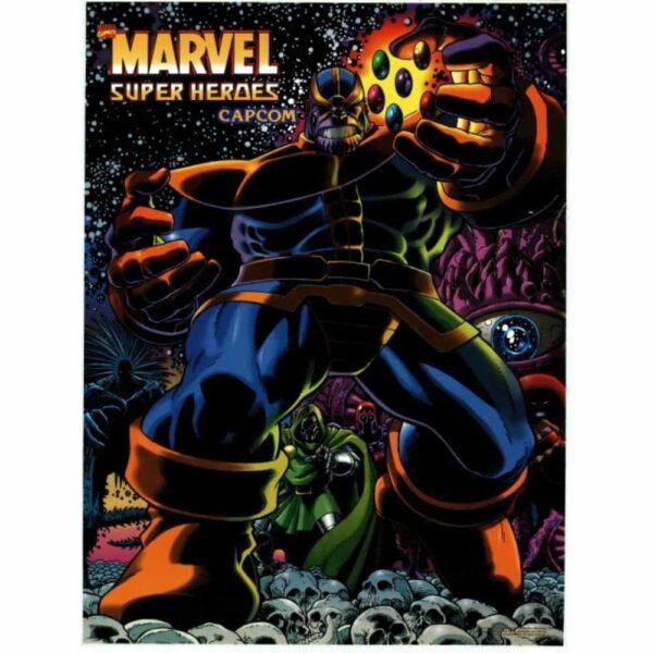Marvel Super Heroes sideart 1