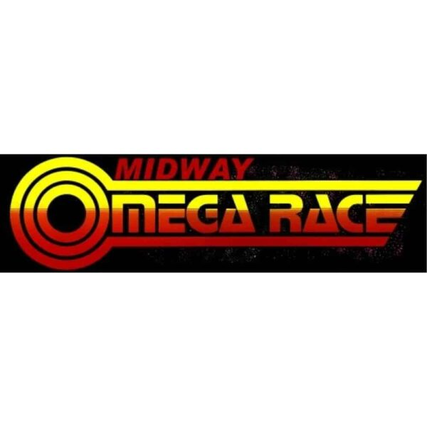 Midway Omega Race side art 1