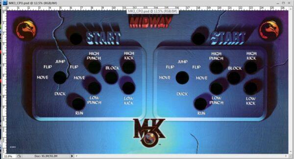 Mortal Kombat 3 CPO MK3