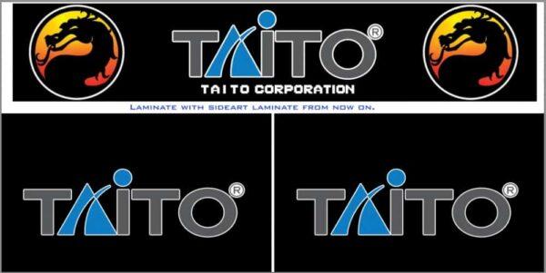 Mortal Kombat Taito CPO sides