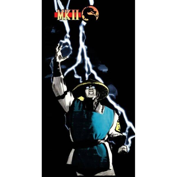 Mortal kombat 2 Sideart Full Cabinet MK2 1