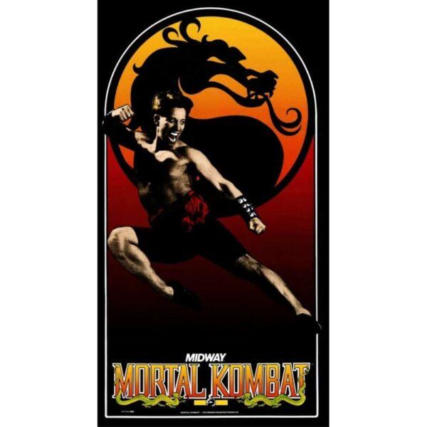 Mortal kombat Medallian sideart 1