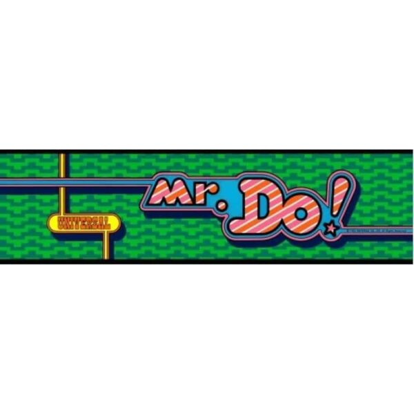 Mr Do Marquee